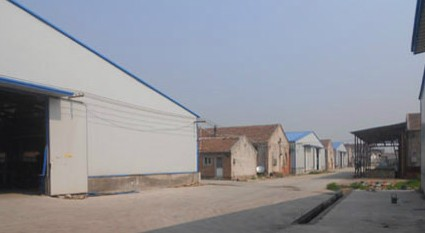 800 Square Meters Factory of Xi