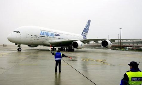 Aircraft leasing business booms in Tianjin